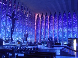 Cathedral in Brasilia Catedral Metropolitana