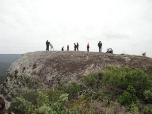 Mountain climbing Nova Campina
